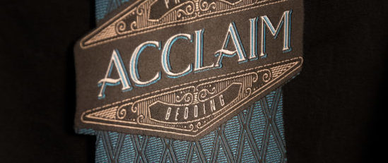 Acclaim Woven Label 2 e1541710157786