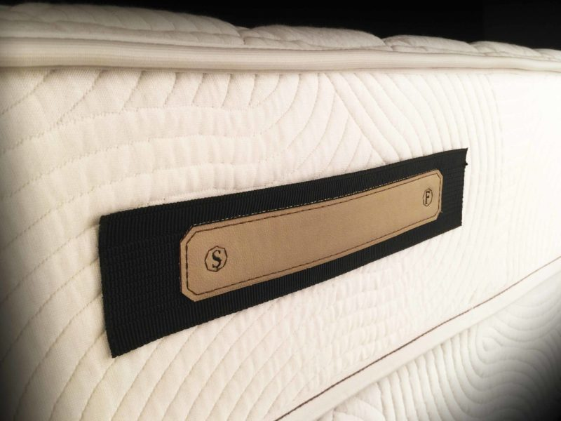 Mattress Handles Branded Quality Stitched Wright